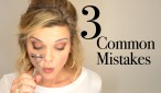 Most Common Make-up Dont